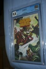 Iron Man #1 CGC 9.8  11/20