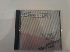 Live Bootleg by Aerosmith (CD, Aug-1993, Columbia (USA)