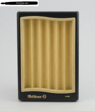 used Pelikan Tray / Tablett SGT 6 in Black-Brown for 6 Pens (1)