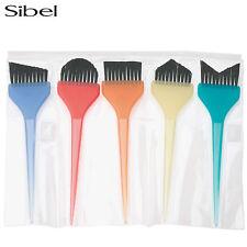 SIBEL 5 Pezzo balayage colore pennello da tinta per capelli morendo/Spazzole saloni di colorazione