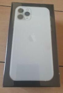 NEW SEALED Apple iPhone 11 PRO 64GB A2215 SILVER (UNLOCKED) YEAR APPLE WARRANTY