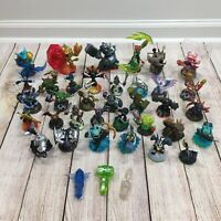 Skylanders Giants Swap Force Lot Of 35+3 Trap Crystal Grunt Spyro Trigger Happy