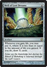 WELL OF LOST DREAMS NM mtg Commander 2013 Artifact - Rare