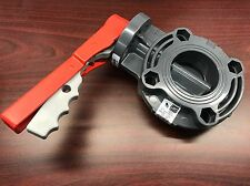 """NEW SPEARS BUTTERFLY VALVE EPDM W/HANDLE 2.5"""" 2-1/2 150PSI, 722311-025"""