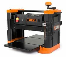 WEN 6550 THICKNESS PLANER, 15 Amber Granite Table 12.5 Inch Benchtop PLANER