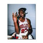 Michael Jordan Cigarette Classic Poster Painting Basketball Wall Art Picture