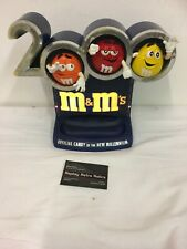 More details for m&m's 2000 halloween novelty candy dispenser - battery operated works fine !!