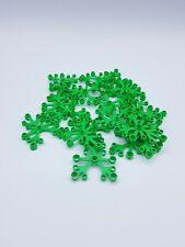 LEGO LOT 20 PLANTS LEAVES BRIGHT GREEN REF 2417 / 6266964 NEUVES