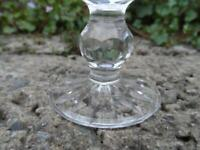 Vintage Waterford crystal - Irish Waterford crystal port or large sherry glass
