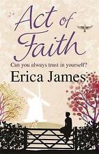 James, Erica, Act of Faith, Very Good Book