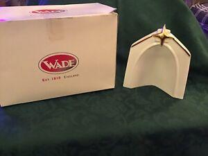 Wade Inn Large Nativity Set With Original Box.