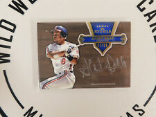 2012 Topps Five Star - Albert Belle - Auto - Serial Number 84/99 - Card# FSSI-AB