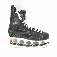 Schlittschuh tx 13 Eishockey Schlittschuhe mit t-blade - 3 teilig  Gr. 41  Paar