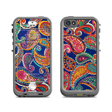 Skin for LifeProof Nuud iPhone 5S - Gracen Paisley - Sticker Decal