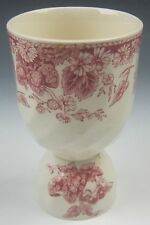Johnson Brothers China STRAWBERRY FAIR- PINK Double Egg Cup VERY GOOD