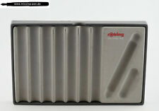 """used Rotring Tray / Tablett Grey for 7+2 Pens """"the write way"""""""