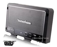 ROCKFORD FOSGATE R1200-1D +2YR WNTY 1200W MONO BLOCK CLASS D CAR AUDIO AMPLIFIER