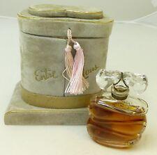 Vintage Entre Nous by Bombi Crystal Perfume Bottle 1 oz with Presentation Box