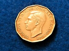 1943 Great Britain 3 Pence - Super Coin - See PICS