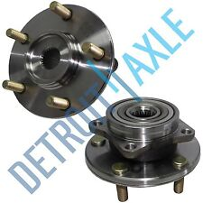 Set (2) New Front Wheel Hub and Bearing Assembly for Sebring Avenger Stratus