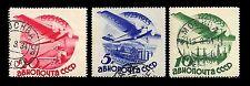 RUSSIA Air Post Stamps. 1934. Scott C45-C47. Canceled (BI#46/170607)