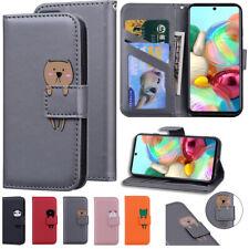 Case Cover For Samsung A21 A30 A41 A31 A01 A81 A91 A71 Leather Wallet Book Phone