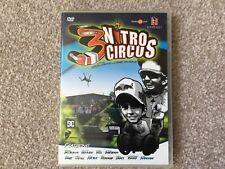 Nitro Circus 3 DVD Travis Pastrana Motocross BMX Skateboarding Quad Dirt Bike