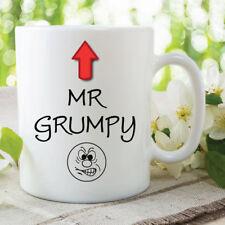 Mr Grumpy Mug Printed Cup Brother Fathers Day Gift Grandad Coffee Cup WSDMUG494