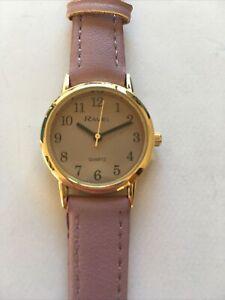 Ravel Ladies Classic Watch Lilac Strap R0137.27.2