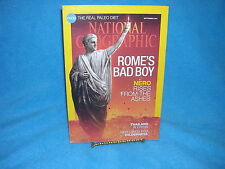 National Geographic September 2014 Nero Rises From The Ashes FREE SHIPPING