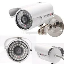 1200TVL HD CMOS Waterproof Outdoor CCTV Security Camera IR Night Vision Monitor