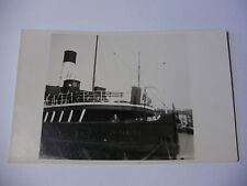 E286 - J FARLEY at WEYMOUTH 1952 - Merchant Ship PHOTO