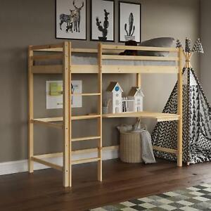 Built In Desk Bunk Beds For Children For Sale Ebay