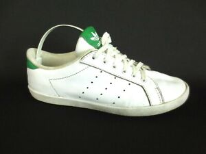Women's ADIDAS STAN SMITH Classic White Leather Sneaker Shoes Size 5.5 [A73]