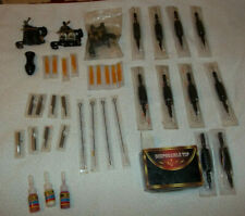 Tattoo EquiPment Misc. tattoo guns, needles, tips, ink, tubes