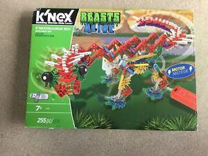 Knex Knexasaurus Building Set New