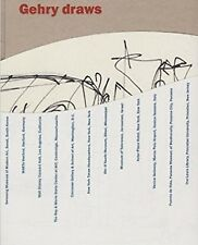 Frank GEHRY DRAWS Architecture Design Projects Abstract Drawing Building Art