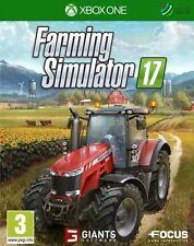 Farming SIMULATOR 17 XBOX ONE * NUOVO SIGILLATO PAL *
