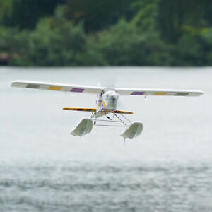 Super EZ 1220mm V4 with Floats Ready To Fly, Brushless RC Airplane