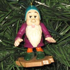 Snow White & 7 Dwarfs SLEEPY Dwarf - Custom Christmas Tree Holiday Ornament