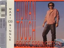 BRUCE SPRINGSTEEN HUMAN TOUCH MAXI CD 3T