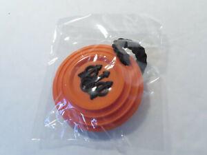 Beretta Firearms/Guns Dealer Promotional Keychain, Keyfob Resembling Clay Target