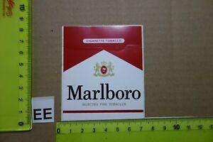 Alter Aufkleber Zigaretten Motorsport MARLBORO Automat (?) C