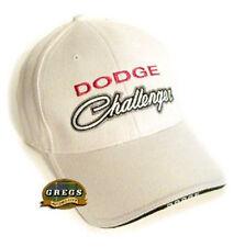 Dodge Challenger Hat Cap Bone