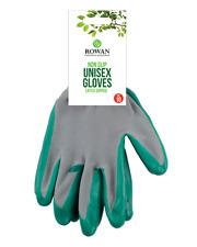 Non-slip Unisex Gardening Glove Grip Thick Latex Coated Water Resistant Gloves