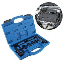10pc Valve Spring Compressor Kit Universal Set Cars Motorbikes