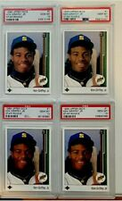 Possible 1989 Upper Deck #1 Ken Griffey JR Rookie PSA 10 Gem Mint RC 🔥 HOF
