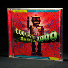 Cooking Vinyl Sampler 2000 - XTC, Michael Nesmith, Oysterband - music cd album