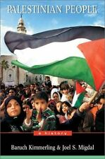 The Palestinian People: A History-ExLibrary