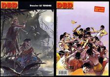 LES DOSSIERS DE LA BANDE DESSINEE (DBD) n°11 LE TENDRE juin 2001 Etat neuf